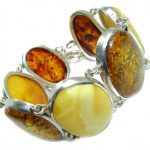 Sterling Silver Gemstone Jewelry